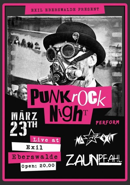 Punkrock Night