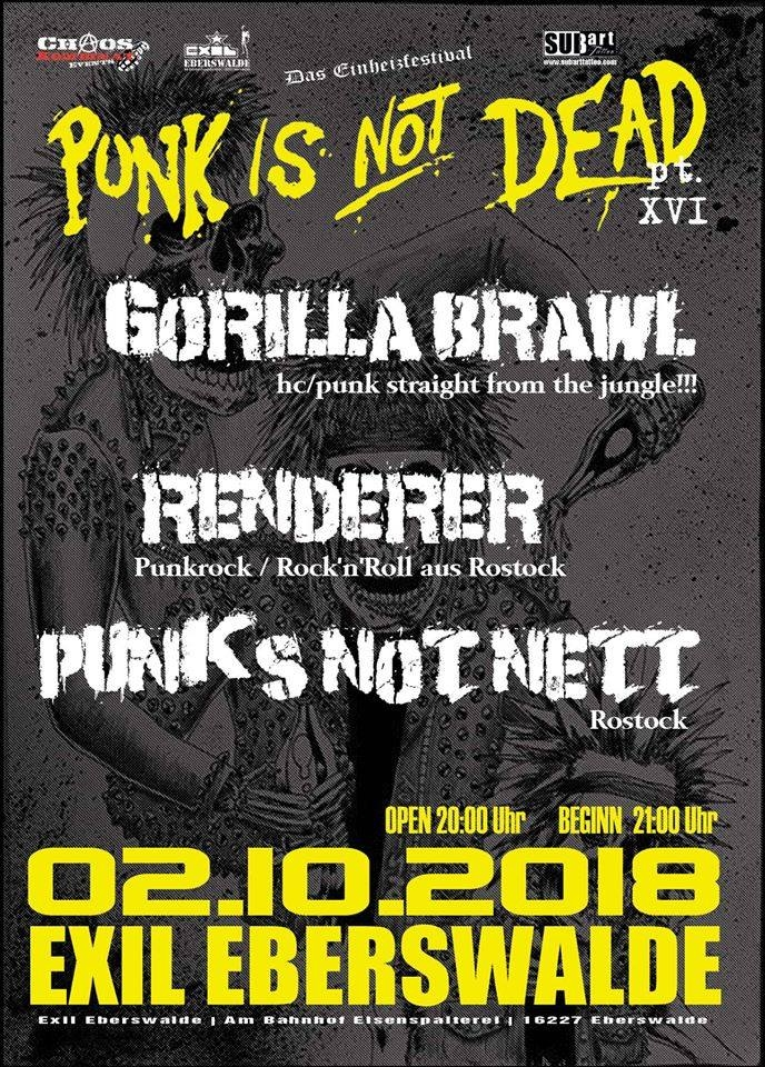 PUNK is not DEAD pt.XVIII
